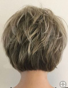 Short Hair Design Ideas For Women That Make It More Fashionable 36 hair peinados 30 Most Popular Short Hairstyles For Women - Stylendesigns Popular Short Hairstyles, Short Hairstyles For Thick Hair, Haircuts For Fine Hair, Hairstyles For Over 60, Edgy Hairstyles, Hairstyles Videos, Older Women Hairstyles, Beautiful Hairstyles, Everyday Hairstyles