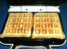 Makkelijk recept om lekkere wafels te bakken in je wafelijzer