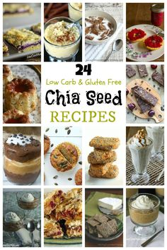 Top 5 Chia Seed Health Benefits and Recipes.