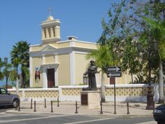 Parroquia San Antonio de Padua, Church, Dorado Puerto Rico