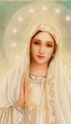 Mother Of Christ, Blessed Mother Mary, Divine Mother, Blessed Virgin Mary, Virgin Mary Art, Religious Pictures, Jesus Pictures, Catholic Art, Religious Art