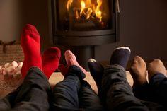 10 formas de calefacción natural para la casa