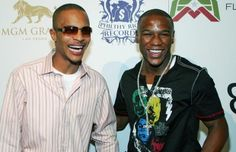 Here's Footage of Floyd Mayweather Jr. Fighting T.I.