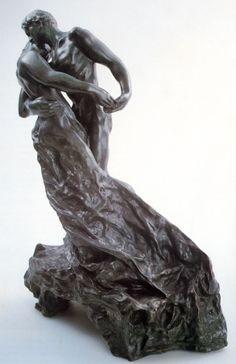 'the waltz', rodin