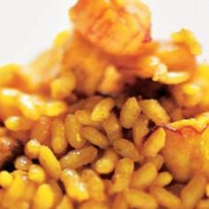 Arroz a banda con gambas y rape #cuisine #recipes
