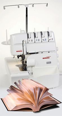 Serger Sense - Hints & Tips. Tips for Bernina serger but applies to any serger Bernina Serger, Serger Sewing, Janome, Sewing Hacks, Sewing Tutorials, Sewing Crafts, Sewing Patterns, Sewing Tips, Techniques Couture