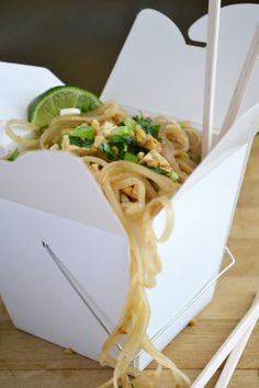 The View from Great Island | Pad Thai