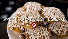 Cafe Zupas Roasted Sweet Potato Coffee Cake