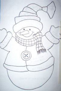 Visita la entrada para saber más Christmas Patchwork, Christmas Sewing, Christmas Embroidery, Christmas Deco, Christmas Colors, Christmas Snowman, Christmas Projects, Holiday Crafts, Applique Templates