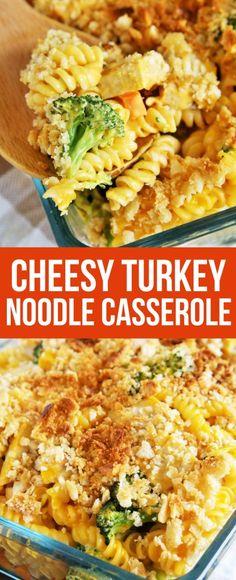 This Cheesy Turkey N