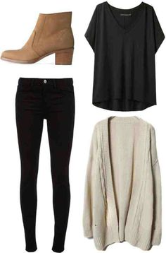 Anle boot outfit