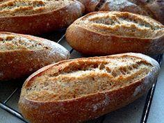 Yummy Lab : Хлеб. Часть 2. Багеты