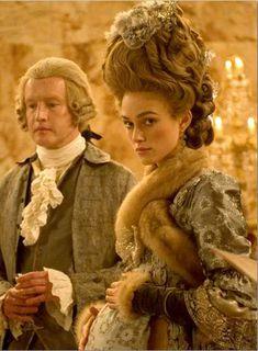 Keira Knightley as Georgiana – Duchess of Devonshire 2008 - Modern