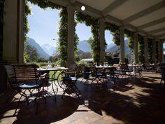 Victoria-Jungfrau Grand Hotel & Spa, Interlaken: Switzerland Hotels : Condé Nast Traveler