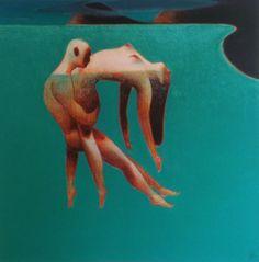 Galerie Martel: Lorenzo Mattotti - Nellacqua