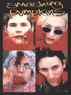 Smashing Pumpkins...before Billy was bald! Great tunes.