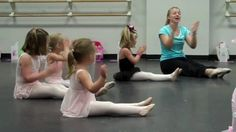 """Ballet Warm Up- """"Hi-ho"""" from Snow White, Stars And Stripes Forever Match, and Adelweies (Spelling? From Sound Of? Music. What a great time you must've had with that, it sounded like a lot of fun."""