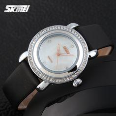Good Design Stone Wristwatch New Fancy Watches Custom Brand Watch
