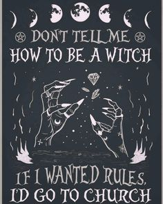 Magick, Men and Mayhem Wicca Witchcraft, Magick, Green Witchcraft, Witch Quotes, Pagan Quotes, Eclectic Witch, Baby Witch, Witch Spell, Season Of The Witch