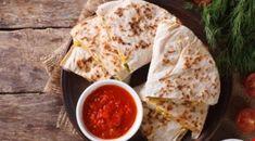 Oppskrifter - Diabetesforbundet Scampi, Fajitas, Ethnic Recipes, Food, Chili Con Carne, Meal, Essen, Hoods, Meals
