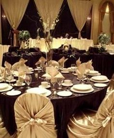 chocolate brown & gold | Wedding Color Schemes | Pinterest | Rustic ...