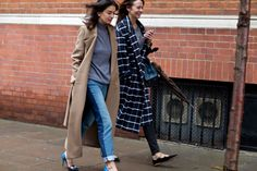 The Best London Fashion Week Street Style During Fall 2015   StyleCaster