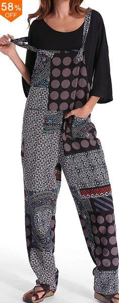 Minisoya Womens Solid V Neck Long Sleeve Polka Dots Print Oversized Loose Tunic Tops T Shirt Blouse