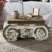 Cornice Coffee Table....classic
