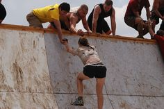 How to Survive and Finish a Spartan Race