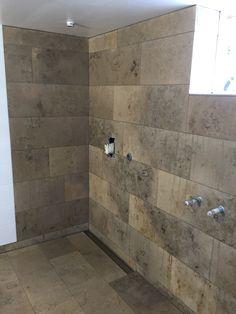 Natursten badrum