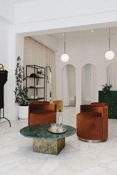 How Minerals illuminate interiors: The Margot Molyneux Shop