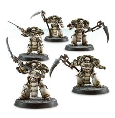 Death Guard Deathshroud Terminators