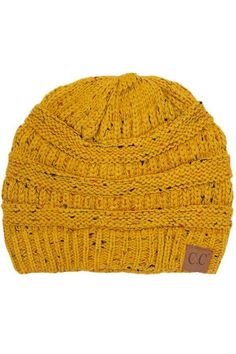 99cb3feb76d CC Confetti Beanie - Brass Pocket