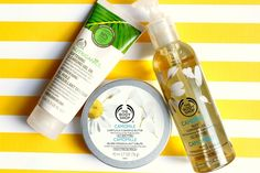 Review: The Body Shop Cleansers