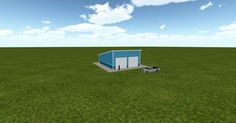 Cool 3D #marketing http://ift.tt/2oVEWj6 #barn #workshop #greenhouse #garage #roofing #DIY