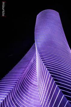 Bicentennial Tower by Mauricio del Villar