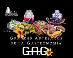 Grandes Artesanos de la Gastronomía / Museo de Arte Popular a beneficio de Asociación de Amigos del MAP, A.C. / 17 Junio 2013 / #DF
