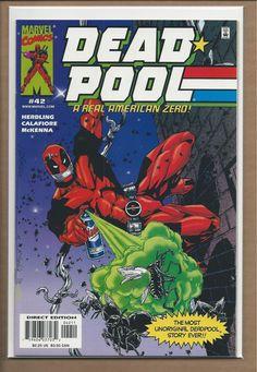 Deadpool 1 69 Flashback 1 VF NM Complete Series Marvel Comics 1997   eBay