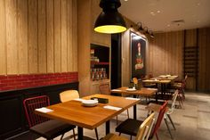 Popolomama Japanese Italian restaurant by Metaphor, Jakarta – Indonesia » Retail Design Blog