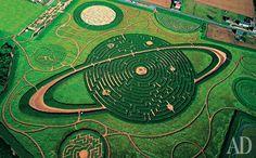 Космический лабиринт, Франция