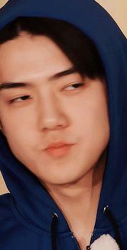 When EXO's tummies are full my heart is too! 🍣🍲🍺🍖🍍// EXO's Travel the World Through a Ladder of Fortune 2 Baekhyun Chanyeol, Exo Wallpaper Hd, Sehun Cute, Types Of Boyfriends, Exo Ot12, Exo Memes, Cute Faces, Wattpad, Boyfriend Material