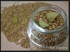 Toma nota de este sencillo truco de cocina para conservar legumbres en perfecto estado. Una idea del blog LA CHEFA.