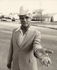 There is a new sheriff in town... Red Foxx