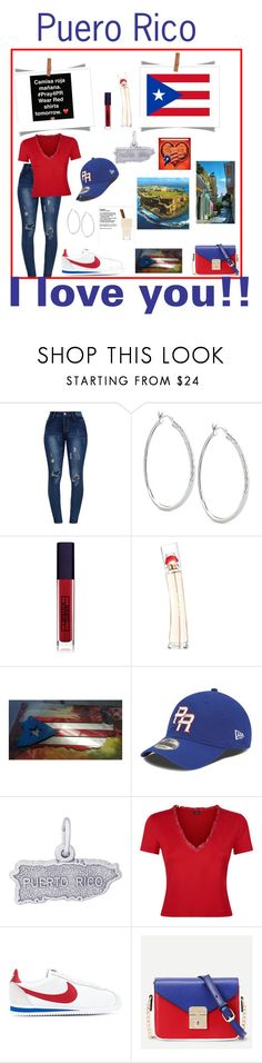 """United we stand,  Divided we fault!!"" by nashalymoe ❤ liked on Polyvore featuring Giani Bernini, Lipstick Queen, Kenzo, Encanto, New Era, Rembrandt Charms, La Perla, NIKE and WithChic"
