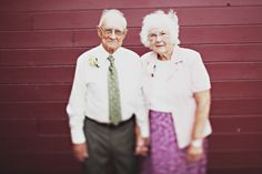 The most adorable thing i've ever seen! this will be my grandparents :)