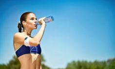 Remplace les électrolytes eau de coco