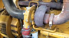 Generator set Olympian GEH 275