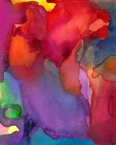 Viskan watercolor