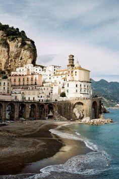 Amalfi Coast- Italy , from Iryna
