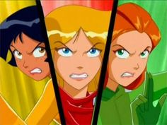 187 best totally spies images totally spies spy cat cartoons - Dessin anime de totally spies ...